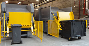 Waste Handling Products and Machines