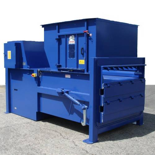 Static Compactor with Hopper to Suit Air System